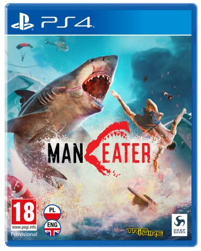 Maneater D1 Ed. PS4