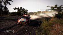 WRC 9 SWITCH