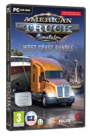 American Truck Simulator: West Coast Bundle PC
