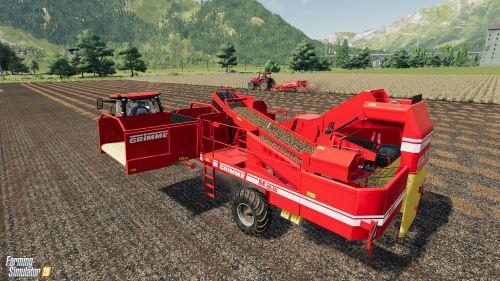 Pro Farming Simulator 19 je k dispozici nový balíček vybavení GRIMME