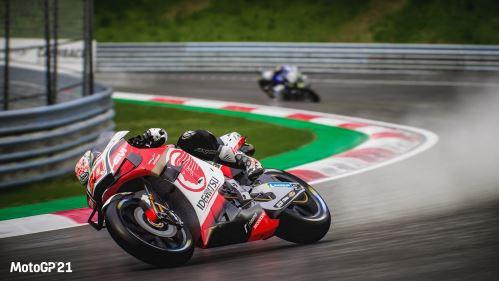 MotoGP™ 21 představuje první ukázku hratelnosti!