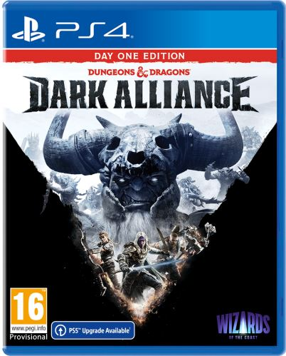 Dungeons & Dragons Dark Alliance Day One Edition PS4