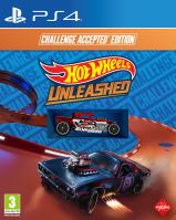 Hot Wheels Unleashed Challenge Accepted Ed. PS4