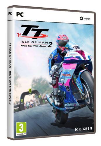 TT Isle of Man Ride on the Edge 2 PC