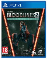 Vampire: The Masquerade Bloodlines 2 Unsanctioned Edition PS4