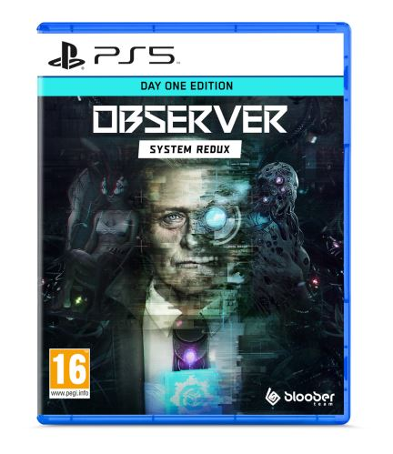 Observer: System Redux Day One Edition PS5