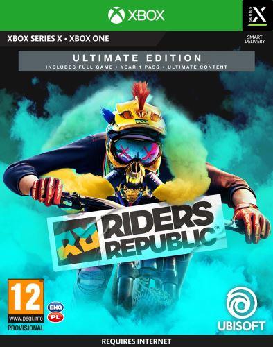 Riders Republic Ultimate Ed. XBOX SERIES X / XBOX ONE