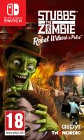 Stubbs the Zombie in Rebel Without a Pulse SWITCH