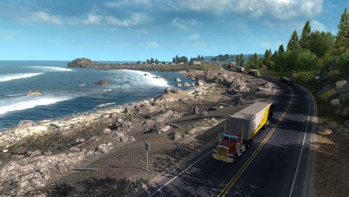 Vychází American Truck Simulator West Coast Bundle