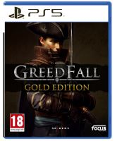 GreedFall Gold Edition PS5