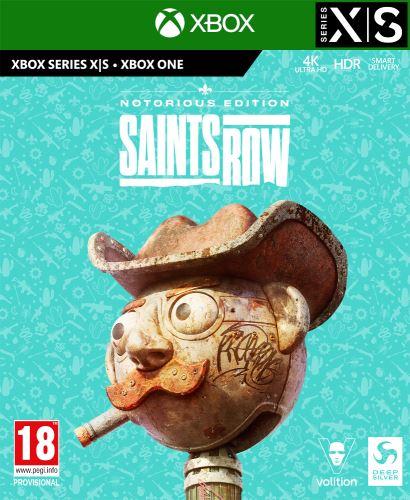 Saints Row Notorious Edition XBOX SERIES X / XBOX ONE