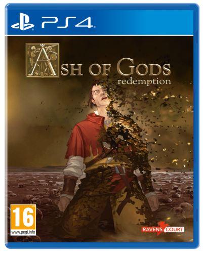 Ash of Gods: Redemption PS4
