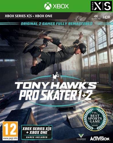 Tony Hawk's Pro Skater 1+2 XBOX SERIES X