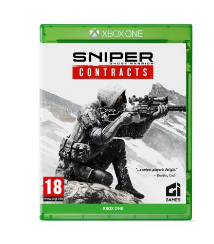 Sniper: Ghost Warrior Contracts X BOX ONE