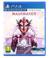 Mask Maker VR PS4