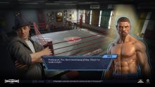 Big Rumble Boxing: Creed Champions Day One Edition PS4