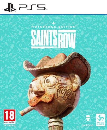 Saints Row Notorious Edition PS5