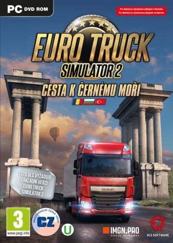 Euro Truck Simulator 2: Cesta k Černému moři PC