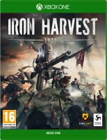 Iron Harvest 1920+ D1 Edition XBOX ONE