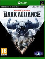 Dungeons & Dragons Dark Alliance Steelbook Edition XBOX SERIES X / XBOX ONE