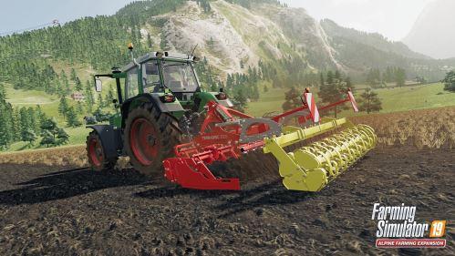 Podívejte se na nová videa z Farming Simulator 19 Alpine Expansion