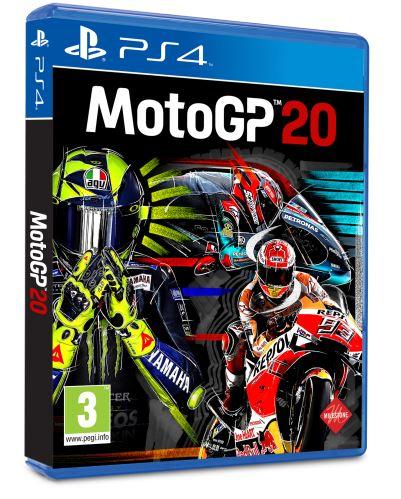 Moto GP 20 PS4
