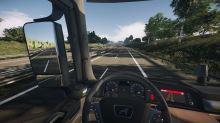 On The Road - Truck Simulator je k dispozici pro PS4!
