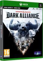Dungeons & Dragons Dark Alliance Steelbook Edition XBOX SERIES X / XBOX ONE