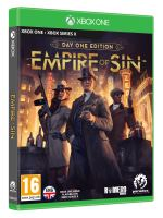 Empire of Sin Day One Edition XBOX ONE