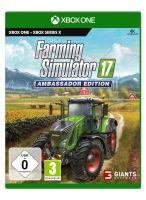 Farming Simulator 17: Ambassador Edition XBOX ONE