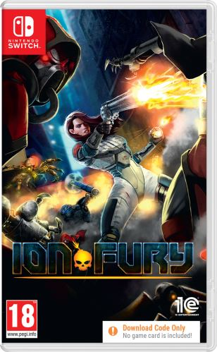 Ion Fury Standard SWITCH