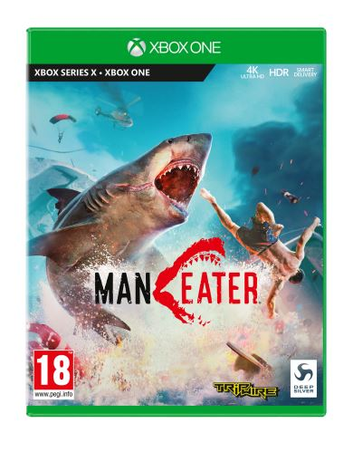 Maneater Day One Edition XBOX SERIES X