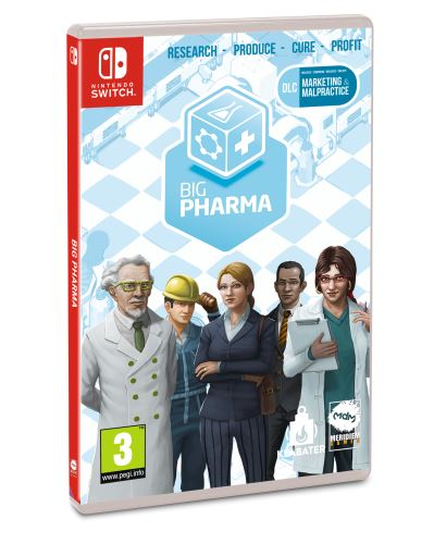Big Pharma Special Edition SWITCH