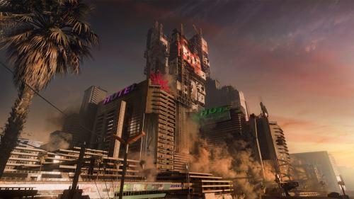 Cyberpunk 2077 - zpráva od CD Projektu