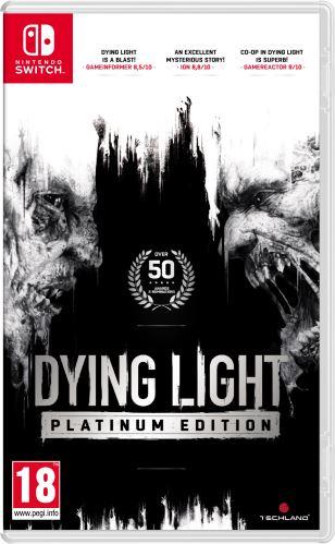 Dying Light Platinum Edition SWITCH