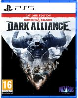 Dungeons & Dragons Dark Alliance Day One Edition PS5