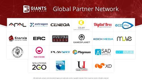 Vydavatel GIANTS Software spouští globální partnerskou síť