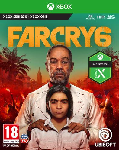 FAR CRY 6 XBOX SERIES X / XBOX ONE