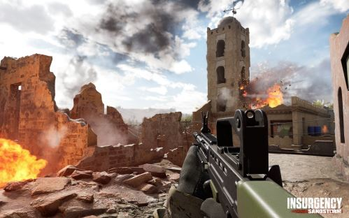 Úspěšná střílečka Insurgency: Sandstorm nyní vychází i na konzole