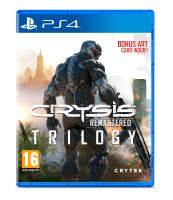 Crysis Trilogy Remastered PS4