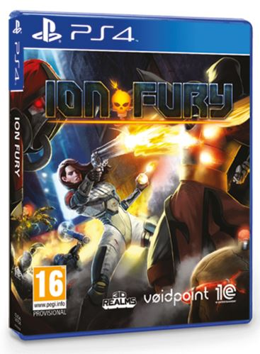 Ion Fury PS4