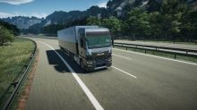 On The Road Truck Simulator PS4