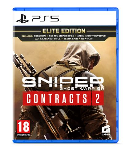 Sniper: Ghost Warrior Contracts 2 Elite Edition PS5