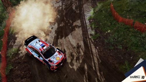 Pokochejte se novým trailerem k WRC 10!