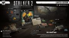 S.T.A.L.K.E.R. 2: Heart of Chernobyl Limited Edition XBOX SERIES X