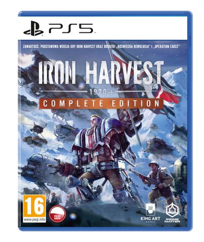 Iron Harvest Complete Edition PS5