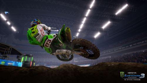 Na začátku února vyjde Monster Energy Supercross