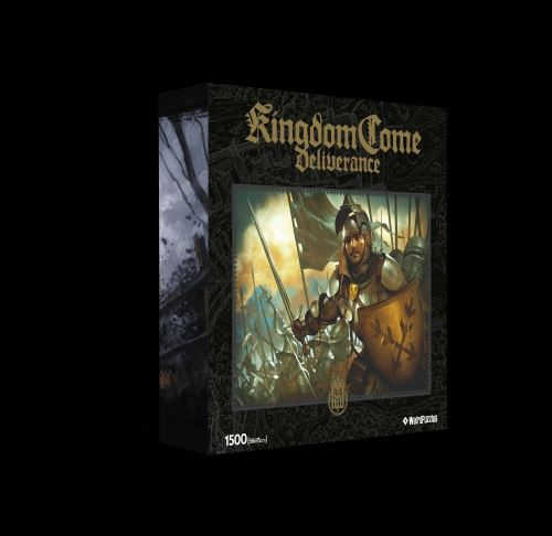 Puzzle Kingdom Come Deliverance: Do útoku!