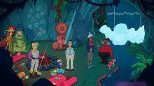 Leisure Suit Larry - Wet Dreams Dry Twice SWITCH