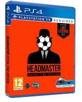 Headmaster Extra Time Edition VR PS4